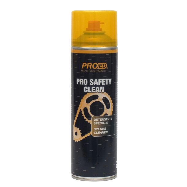 Cleaner for bike chain and mechanical components except brakes